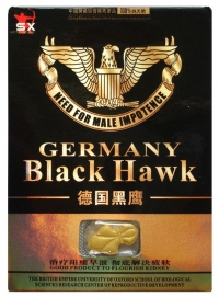 Germany Black Hawk препарат для потенции