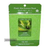 Маска тканевая  Алоэ Fresh Aloe Essence Mask MJCare