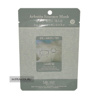 Маска тканевая Арбутин Arbutin Essence Mask MJCare