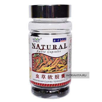 Кордицепс Aweto Capsules Natural