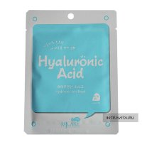 Маска тканевая Гиалуроновая Кислота Hyaluronic Acid Mask MJCare